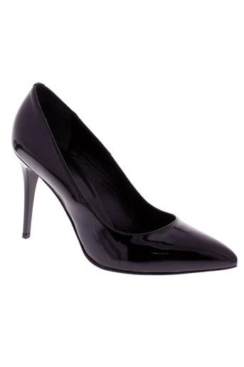 just et cavalli escarpins femme de couleur noir