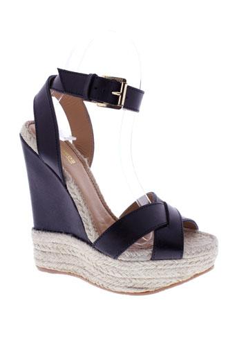 dsquared chaussures femme de couleur noir