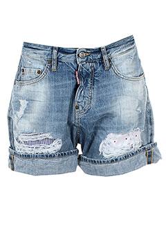 Produit-Shorts / Bermudas-Femme-DSQUARED
