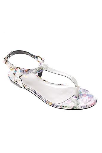 just cavalli chaussures femme de couleur blanc