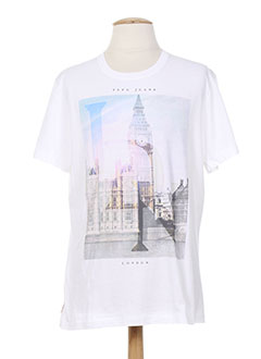 Produit-T-shirts-Homme-ANDY WARHOL BY PEPE JEANS