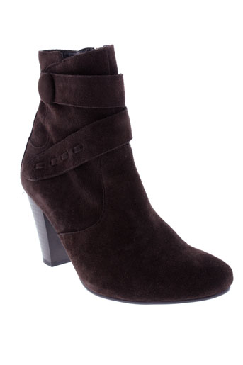 madison chaussures femme de couleur marron