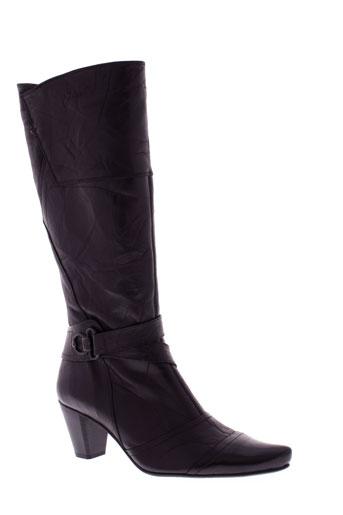 dorking bottes femme de couleur marron