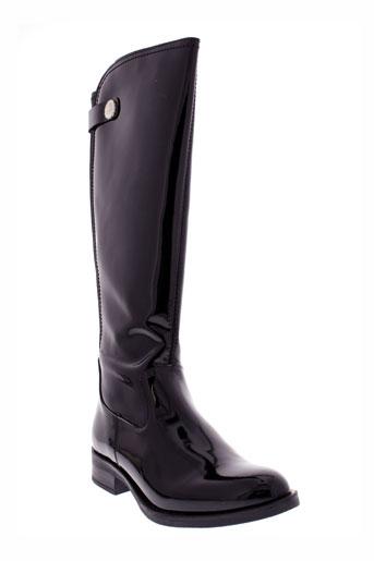 imagini bottes femme de couleur noir
