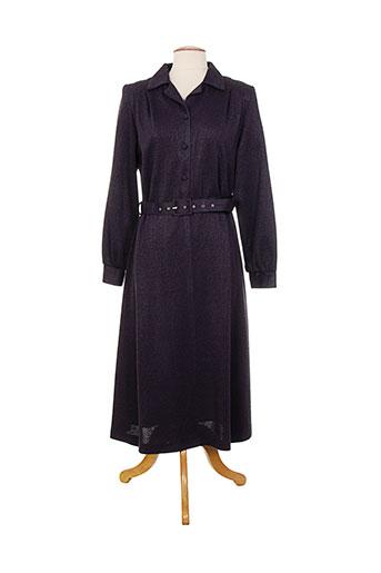 20 et 20 robes et pulls femme de couleur violet (photo)