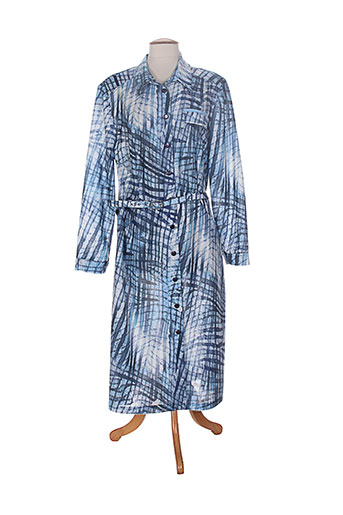 20/20 robes femme de couleur bleu