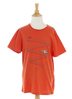 Produit-T-shirts / Tops-Garçon-PAUL SMITH