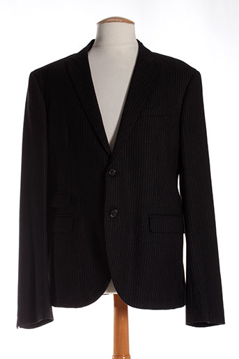 Veste casual gris NEIL BARRETT pour homme
