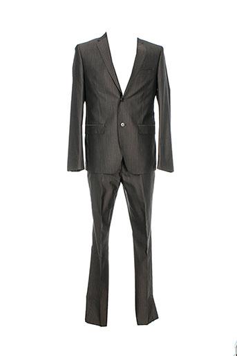 kenzo costumes homme de couleur gris