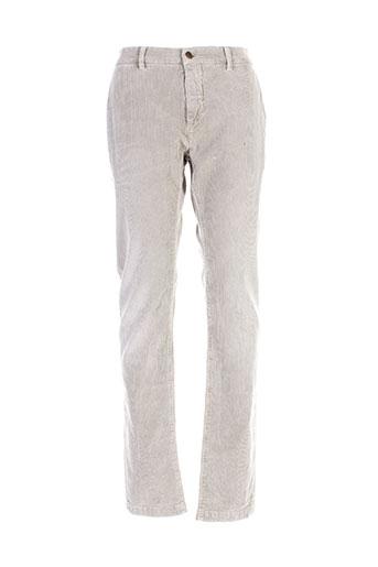closed pantalons et decontractes homme de couleur gris