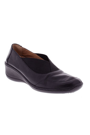 moova chaussures femme de couleur noir
