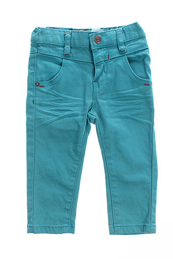 Pantalon casual bleu ABSORBA pour fille