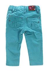 Pantalon casual bleu ABSORBA pour fille seconde vue