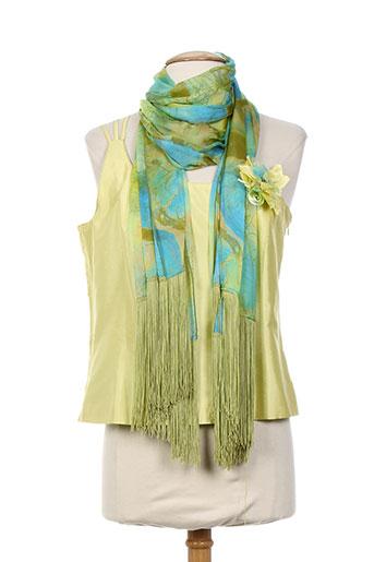 nominal chemises femme de couleur jaune
