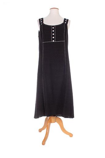 anne kelly robes femme de couleur noir