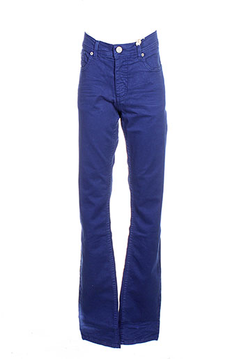 the et brian et and et nephew pantalons et decontractes garcon de couleur bleu