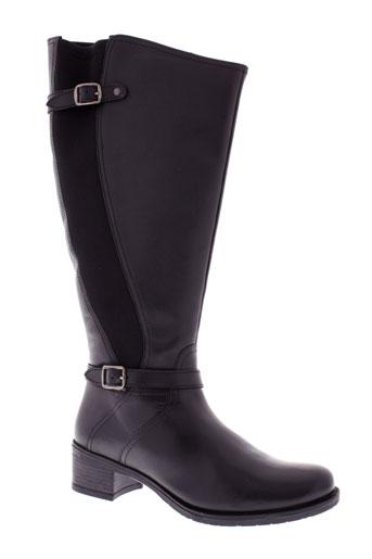 arima bottes femme de couleur noir