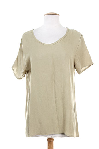 batistame chemises femme de couleur beige
