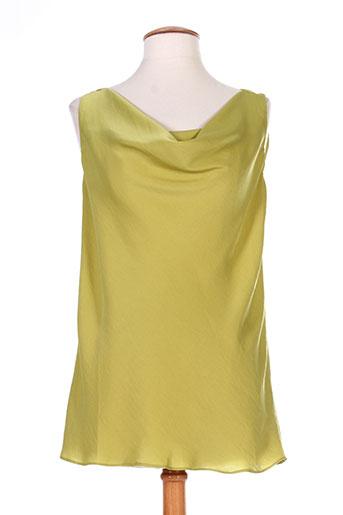 roberto collina chemises femme de couleur vert