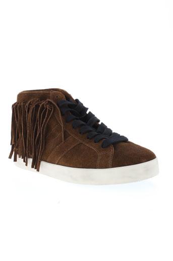 date chaussures femme de couleur marron