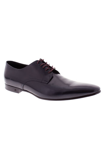 paul et smith derby homme de couleur bleu