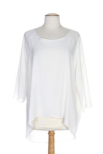 jo & jil tuniques femme de couleur blanc