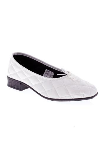 modelle chaussures femme de couleur blanc