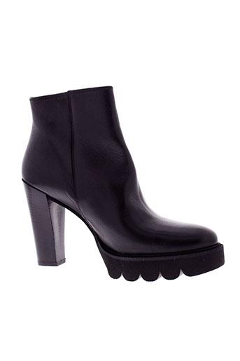 gadea boots femme de couleur noir