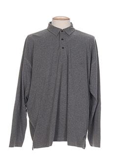 Produit-T-shirts / Tops-Homme-CAMEL ACTIVE