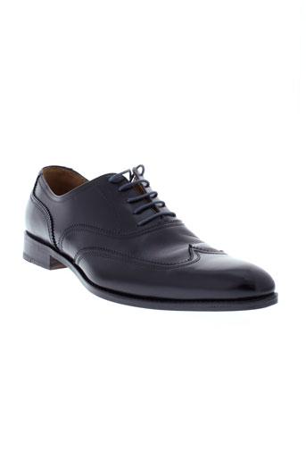 baxton chaussures homme de couleur noir