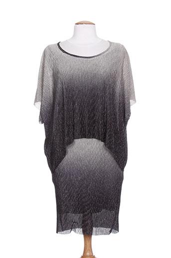 show girls robes femme de couleur gris