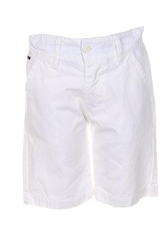 girandola shorts / bermudas garçon de couleur blanc