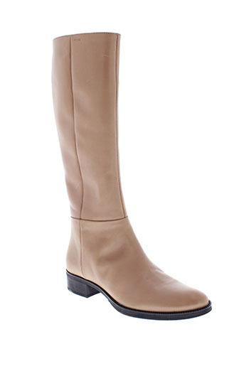 geox bottes femme de couleur beige