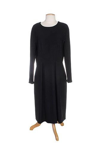 marella robes femme de couleur noir