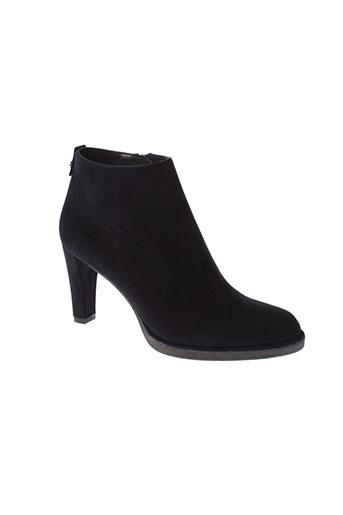 stuart et weitzman boots femme de couleur noir
