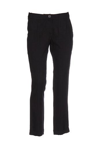 tinsels pantalons et citadins femme de couleur noir