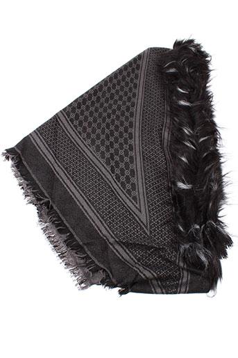 betty et barclay echarpes et gants femme de couleur noir