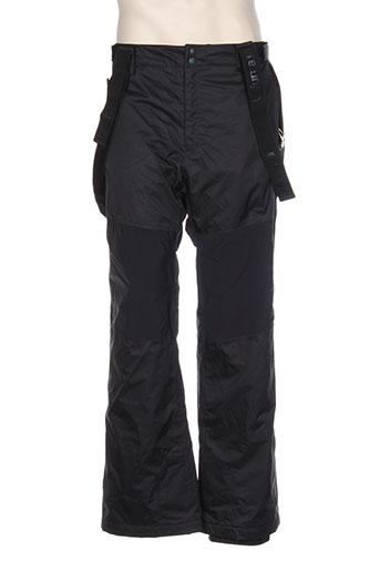 lafuma pantalons et decontractes homme de couleur noir