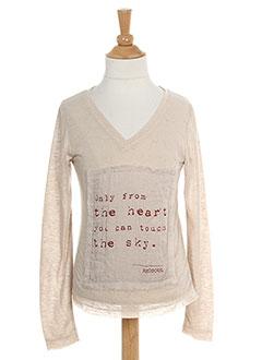 Produit-T-shirts / Tops-Fille-REDSOUL
