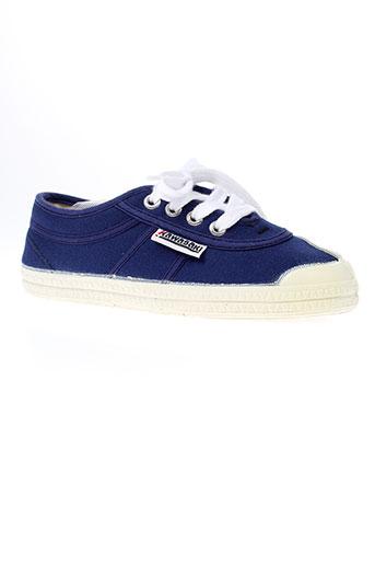 kawasaki chaussures garçon de couleur bleu