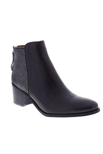 mkd boots femme de couleur marron