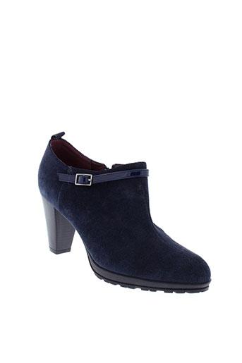 madison boots femme de couleur bleu