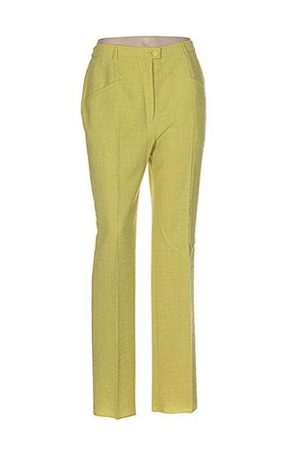 karting pantalons femme de couleur vert