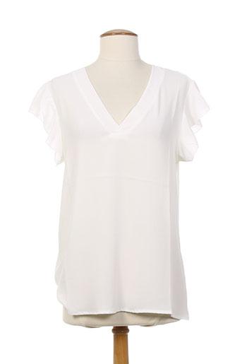 la fee maraboutee t et shirts et tops femme de couleur blanc