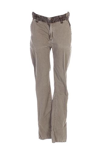 japan rags pantalons garçon de couleur vert