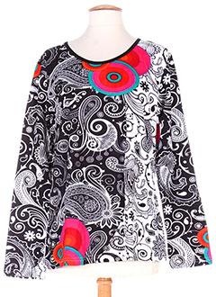 Produit-T-shirts / Tops-Femme-ALLER SIMPLEMENT