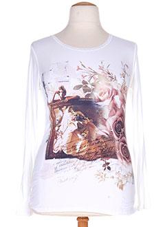 Produit-T-shirts / Tops-Femme-ELEONORA AMADEI