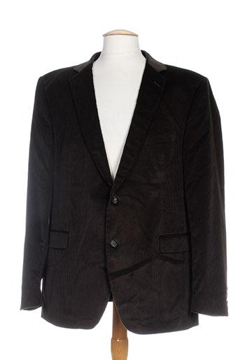 strellson vestes homme de couleur marron