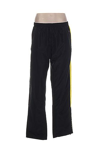 uhlsport pantalons homme de couleur noir