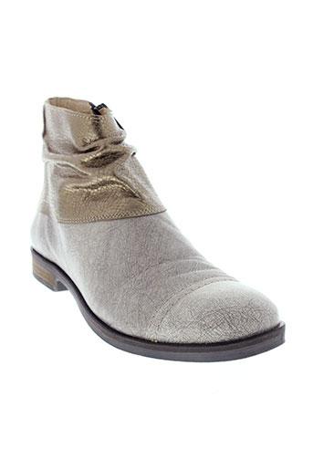 libre et comme et l et air boots femme de couleur beige